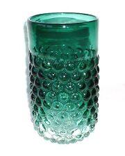 Murano Art glass 60's Seguso Vetri de' Arte Murano Nuppenvase Lenti , Glasvase