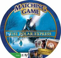 Masterpieces The Polar Express - Matching Game Video Game
