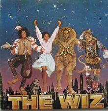 THE WIZ - ORIGINAL MOTION PICTURE SOUNDTRACK THE WIZ - 2 LP