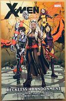 X-Men - Reckless Abaandonment - NM - tpb - Wood - Peck - Lopez - Marvel