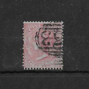 Mauritius 1860 4d SG48 Fine Used Cat£45