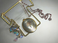 Jewelry Lot Nine West Multi Colored Necklace Sarah Coventry Reed&Barton