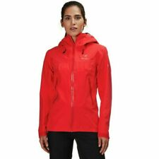 ARCTERYX Beta LT Jacket | Womens Aurora/Red GORE-TEX® Pro Small | RRP £420