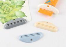 4 Pcs Plastic Tube Squeezer Toothpaste Dispenser Holder Rolling Bathroom Extract