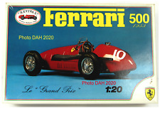 Revival Ferrari 1:20 500 1953 Kit in metallo e plastica.