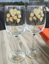 50th Wedding Anniversary Gift Wine Glasses