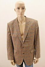 Giubbino BARBOUR Uomo Jacket Cappotto Scozzese Blazer Giacca Man Taglia Size 56