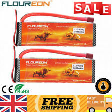 2PC Li-po Battery for RC Car Airplane Boat Helicopter Truck 3000mAh 30C 3S 11.1V