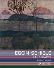 EGON SCHIELE 'LANDSCAPES'  by Rudolf Leopold (Hardback, 2004)HARDBACK AS NEW