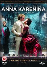 ANNA KARENINA (1997) - DVD - REGION 2 UK