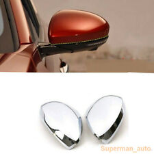 ABS Chrome Rearview Side Door Mirror Cover Trim Wing 2pcs For Nissan Altima 2019