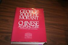 CHINESE ACUPUNCTURE (PARADIGM TITLE) By George Soulie De Morant - Hardcover