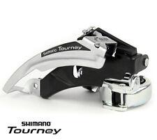 Shimano Tourney FD-TX50 MTB Triple Front Derailleur, 6, 7-Speed, 31.8mm, 34.9mm