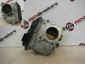 Renault Clio MK2 + MK3 2001-2012 1.2 16v Throttle Body D4F 722 740 8200568712
