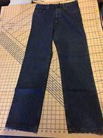 ❤️kirkland signature mens jeans 32 X 34 Med Wash Blue Denim 656745 New With Tag
