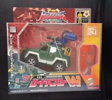 Transformers SC-24 Roadbuster Wild Superlink takara energon Autobot Anime Manga