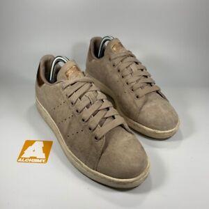 Adidas Stan Smith Brown White Size 6 UK 39 EUR