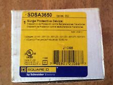 Square D Surge Protective Device Series 002 SDSA3650