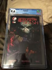 Hack/Slash #1 DDP Relativity TV Series 1st Cassie & Vlad 2004 Scarce CGC NM+ 9.6