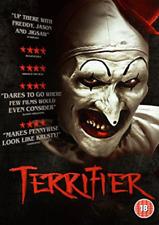 TERRIFIER DVD DVD NEW