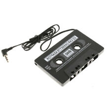 3.5mm In Car Cassette Tape Converter Adapter Driver for Mp3 CD DVD Player