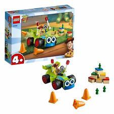 Lego Juniors 10766 Disney Pixar's Toy Story 4, Woody & Turbo NEUHEIT 2019 OVP,