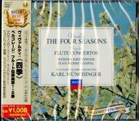 KARL MUNCHINGER-VIVALDI:THE FOUR SEASONS-JAPAN CD Ltd/Ed B50