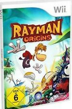 NINTENDO Wii +Wii U RAYMAN ORIGINS DEUTSCH OVP Neuwertig