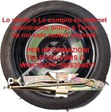 """Kit Ruotino di Scorta ORIGINALE 18"""" LAND ROVER RANGE ROVER EVOQUE+CRIC+CHIAVE"""