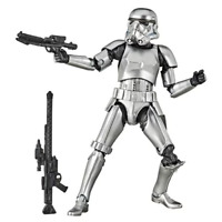 Star Wars The Black Series Carbonized Stormtrooper 6-Inch PRE ORDER JUNE