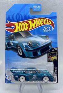 2018 Hot Wheels Super Treasure Hunt - Porsche 934.5