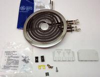 "WB30X356 GE Hotpoint Range Calrod Element Unit Burner Eye 6"" AP2634798 PS244050"