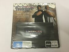 American Chopper - The Series - Tool Chest 13 DVDs & Collectors Booklet - NEW