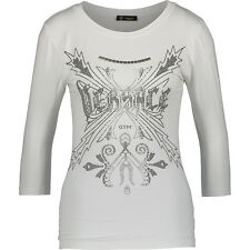 VERSACE COLLECTION Manica Intimo Donna Studded Top BNWT