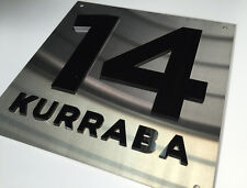 Mail Box Letter Box Laser Cut Stainless Steel Custom Made Size: 500mm x 500mm