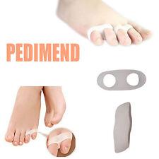 Pedimend™ Pinky Little Toe Valgus Straightener Protector Separator Hallux Bunion