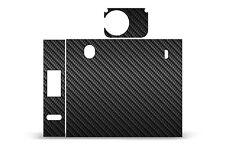 Skin Wrap for Joyetech Cuboid 150W Decal 150 Watt Box Sticker Accessories CARBON