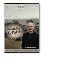 THE PARABLES OF CHRIST W/FR. GEORGE RUTLER: AN EWTN NETWORK  DVD