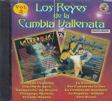 La Luz Roja La Chanchona Los Reyes De La Cumbia Vallenata CD New Sealed