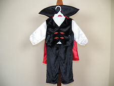 Koala Kids Dracula / Vampire Halloween Costume Size 6M 9M 12M *NEW W/ TAGS*