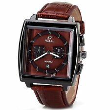Men's Dress/Formal Polished Wristwatches with Date Indicator