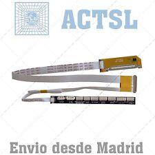CABLE CONVERTIDOR PANTALLA LED A LCD CCFL para LP156WH1 TL C1 DE TIPO TUBO