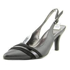 Zapatos de tacón de mujer Karen Scott de tacón medio (2,5-7,5 cm) de color principal negro