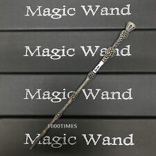 Harry Potter Professor Albus Dumbledore Magic Wand Wizard w/ Scriptures Cosplay