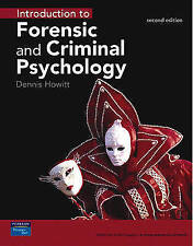 Introduction to Forensic and Criminal Psychology by Dennis Howitt (Paperback, 2…