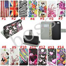 Abatible Cuero PU estilo Billetera Magnética Soporte de Silicona Teléfono Cubierta Estuche Para Apple Lenovo