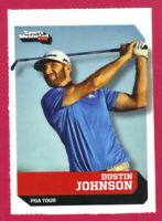 2- Dustin Johnson 2016 SI Kids ROOKIE RC Golf Card ~ PGA Tour Sports Illustrated