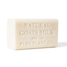 10x 200g Goats Milk Soap Natural Creamy Scent Goat Bar Skin Care Pure Australian