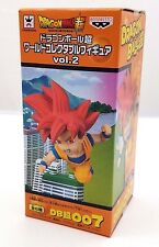 "Banpresto Dragonball Super Vol. 2 SSGS GOKU 007 WCF 2.5"" DBZ New Dragon Ball Z"
