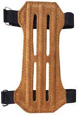 Target Fine Suede Arm Guard Size:18cm Long x 9cm Wide Archery Products.AG-201B.